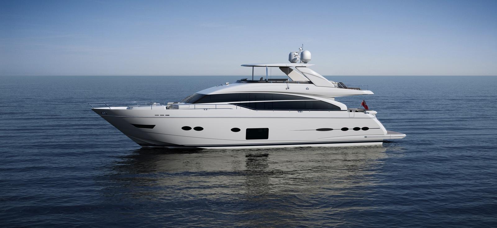 Princess 88 Flybridge Motor Yacht Hmy Yachts